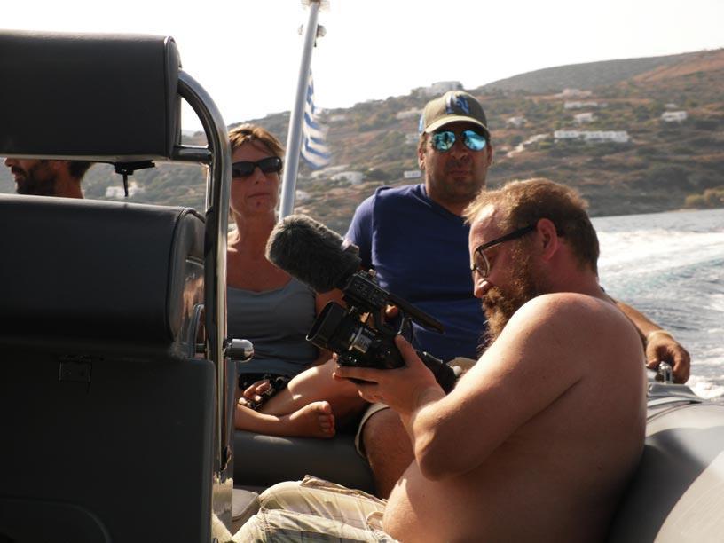 na-łódce